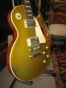 Gold Top Les Paul
